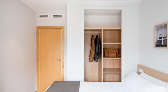 Valenciaflats Ciudad de las Ciencias - Valencia - Bedroom