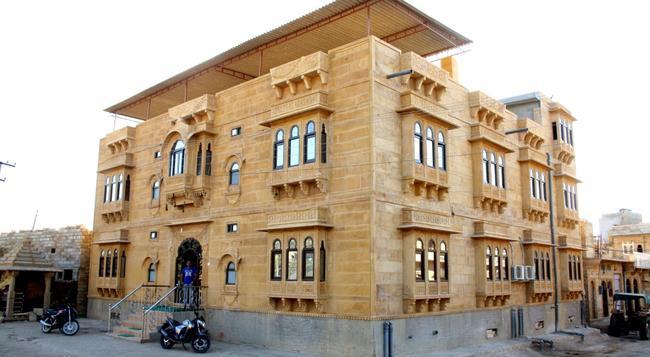 Hotel Marina Mahal - Jaisalmer - Building