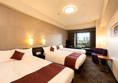 Hotel Villa Fontaine Tokyo-Shiodome - Tokyo - Bedroom