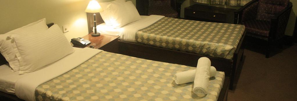 Hotel Sonam Palgye - Gangtok - Bedroom