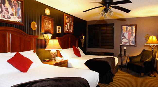 Artisan Hotel Boutique - Adults Only - Las Vegas - Bedroom