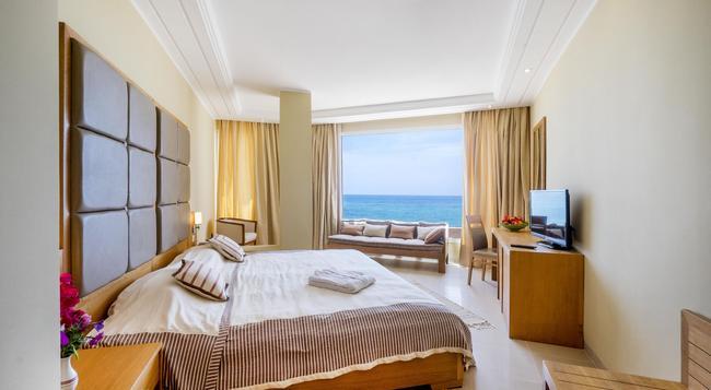 Hôtel Bel Azur Thalasso & Bungalows - Hammamet - Bedroom