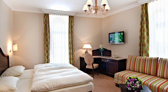 Lasserhof Salzburg - Salzburg - Bedroom