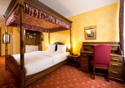 King's Hotel First Class - Munich - Bedroom