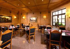 King's Hotel First Class - Munich - Restaurant