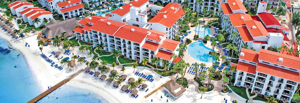 The Royal Cancun All Suites Resort - Cancun - Building