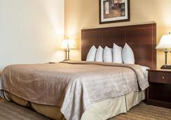 Quality Inn Airport - Buffalo - Bedroom