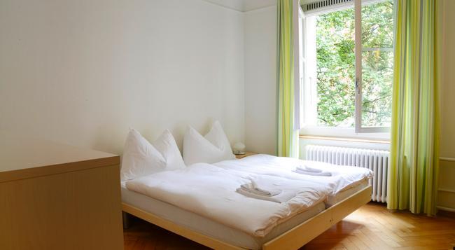 Hotel-Pension Marthahaus - Berne - Bedroom
