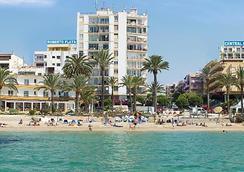 Hotel Central Playa - Ibiza - Beach