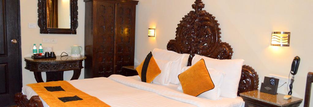 Grandeur De Sanchi - Goa - Bedroom