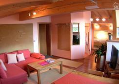Hotel Pension Planaiblick - Schladming - Bedroom