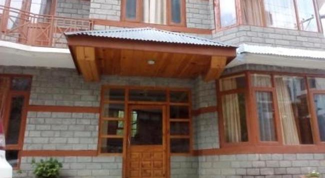 Himalayan Cottage Manali - Manali - Building