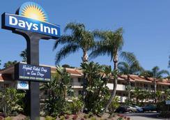 Days Inn San Diego Hotel Circle Near Seaworld - San Diego - Building