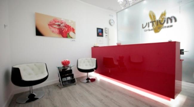 Vitium Urban Suites - Madrid - Front desk