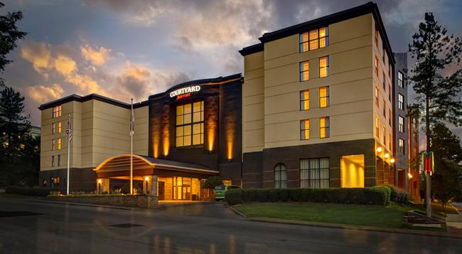 Courtyard by Marriott Atlanta Decatur Downtown/Emory - Decatur - Building