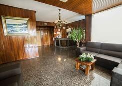 Hotel Estalagem Turismo - Bragança - Lobby