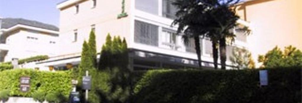 Rovere - Ascona - Building