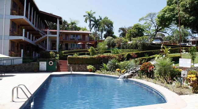 Hotel Divisamar - Manuel Antonio - Building