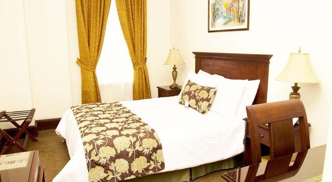 Gran Hotel Costa Rica - San Jose - Bedroom