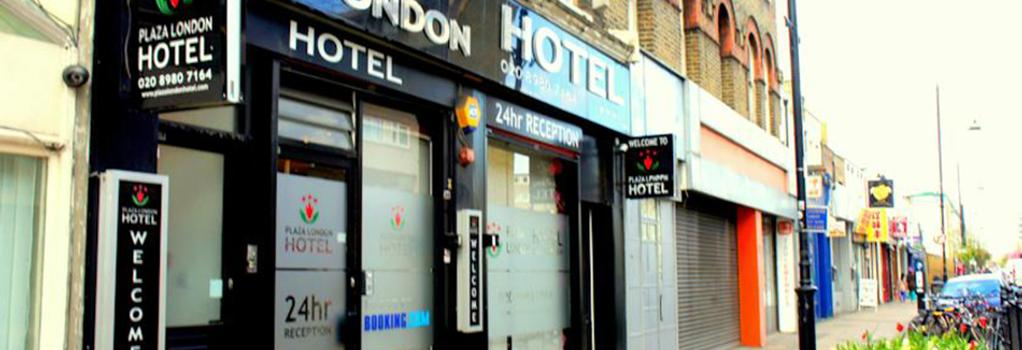 Plaza London Hotel - London - Building
