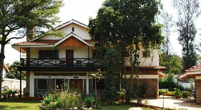 Safari Park Hotel - Nairobi - Building