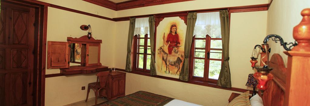 Datca Turk Evi Otel - Datca - Bedroom