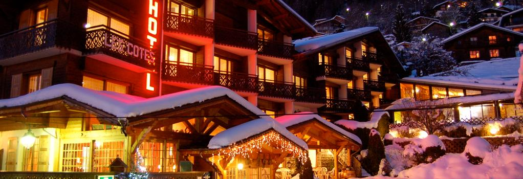 Hotel Les Cotes Residence Loisirs Et Chalets - Morzine - Building