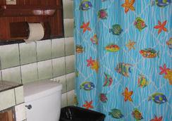 Kaya's Place - Puerto Viejo de Talamanca - Bathroom