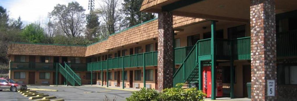 Federal Way Motel - Federal Way - Building