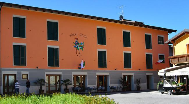 Hotel Gallo - Tignale - Building