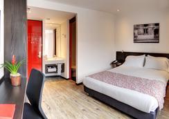 Hotel B3 Virrey - Bogotá - Bedroom