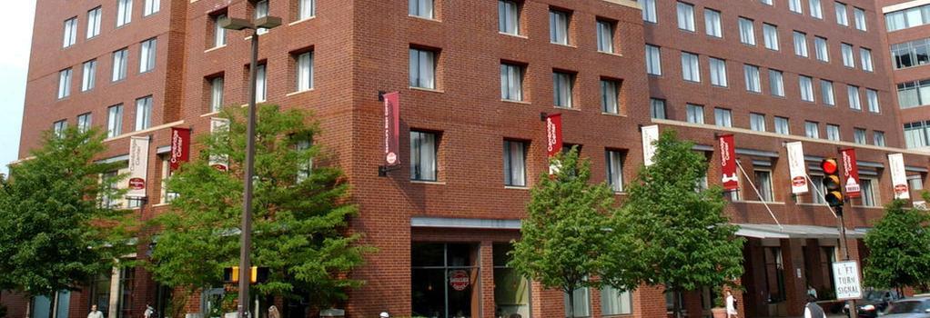 Residence Inn by Marriott Boston Cambridge - Cambridge - Building