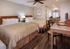 Anabella Hotel - Anaheim - Bedroom