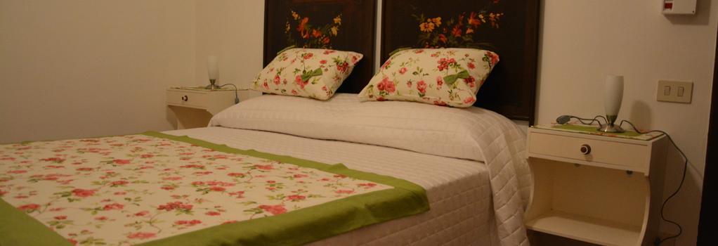 Casale Fusco - Spoleto - Bedroom