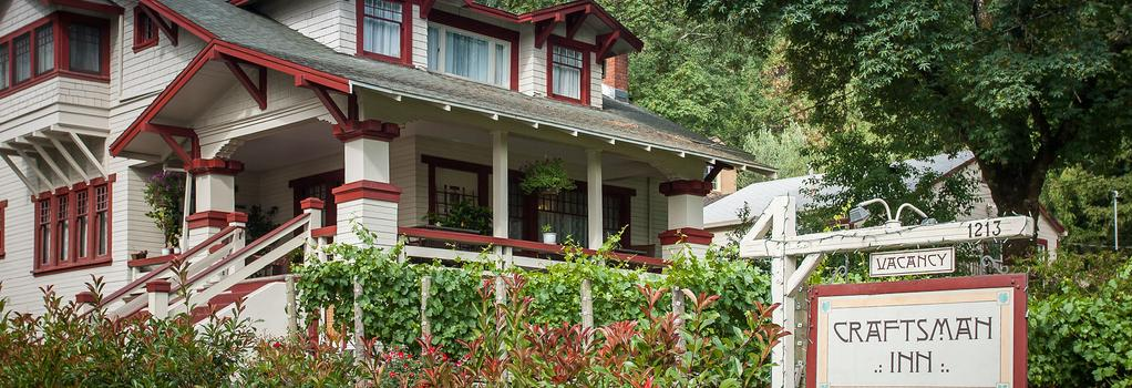 Craftsman Inn - Calistoga - Building