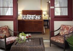 Craftsman Inn - Calistoga - Bedroom