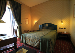 Colony Hotel - Rome - Bedroom