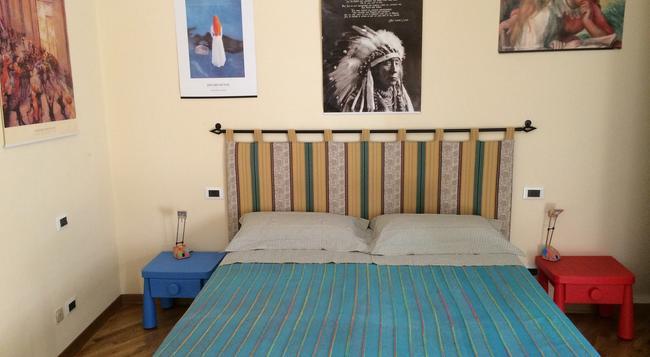 B&B Santo Spirito - Arezzo - Bedroom
