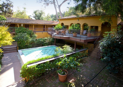 Sycamore Mineral Springs - San Luis Obispo - Outdoor view