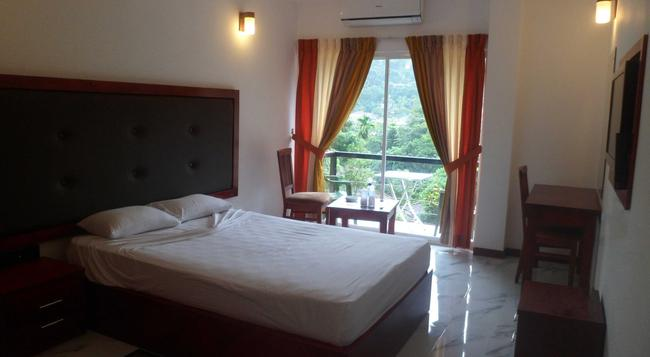 The Kandyan - Kandy - Bedroom
