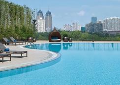New World Shanghai Hotel - Shanghai - Pool