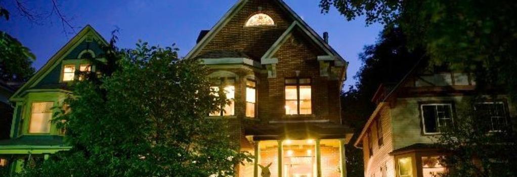 Harvey House Bed And Breakfast - Oak Park - Building