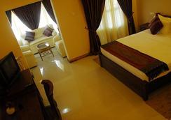 Bandagiri Village Eco Resort - Hambantota - Bedroom
