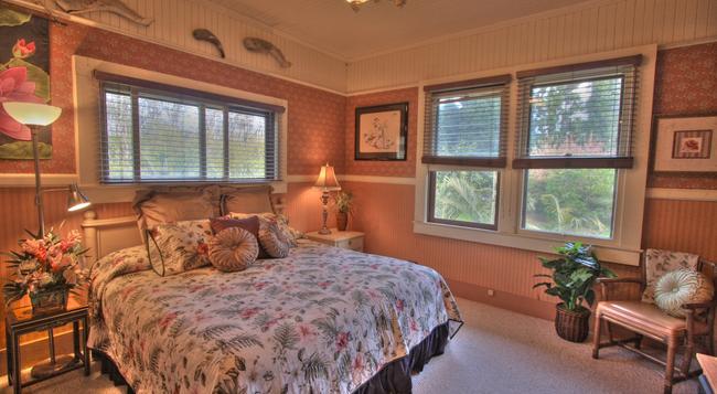 Aloha Junction Bed & Breakfast - Volcano - Bedroom