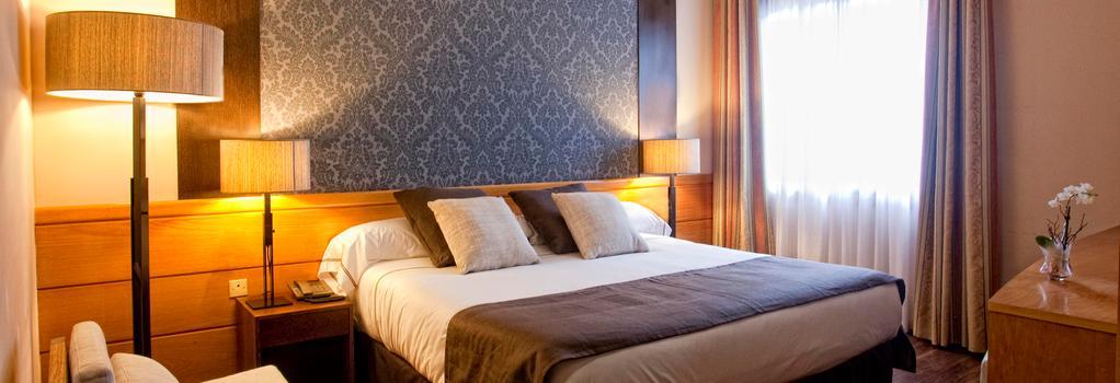 Hotel Alfonso IX - Sarria - Bedroom