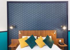 Hôtel Crillon Centre Nice by Happyculture - Nice - Bedroom