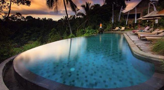 Puri Gangga Resort - Ubud - Pool