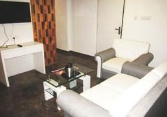 Delux Golden Hotel - Ajmer - Living room