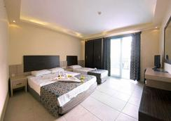 Arabella World Hotel - Alanya - Bedroom