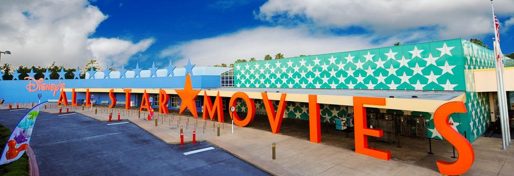 Disney's All-Star Movies Resort - Lake Buena Vista - Building